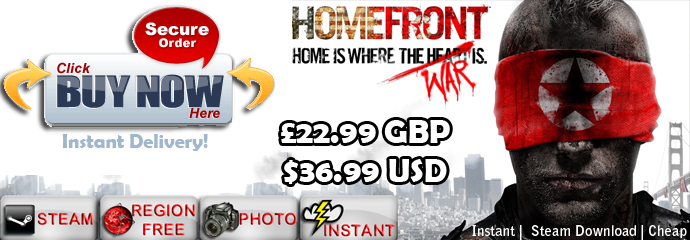 homefront steam logo