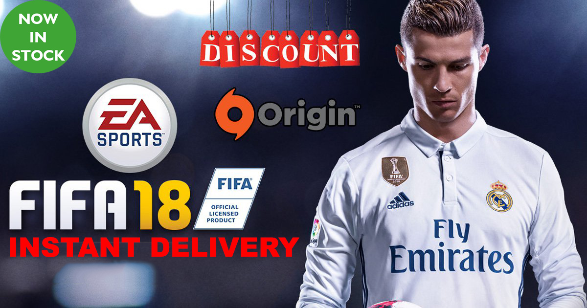 buy fifa 18 cd key