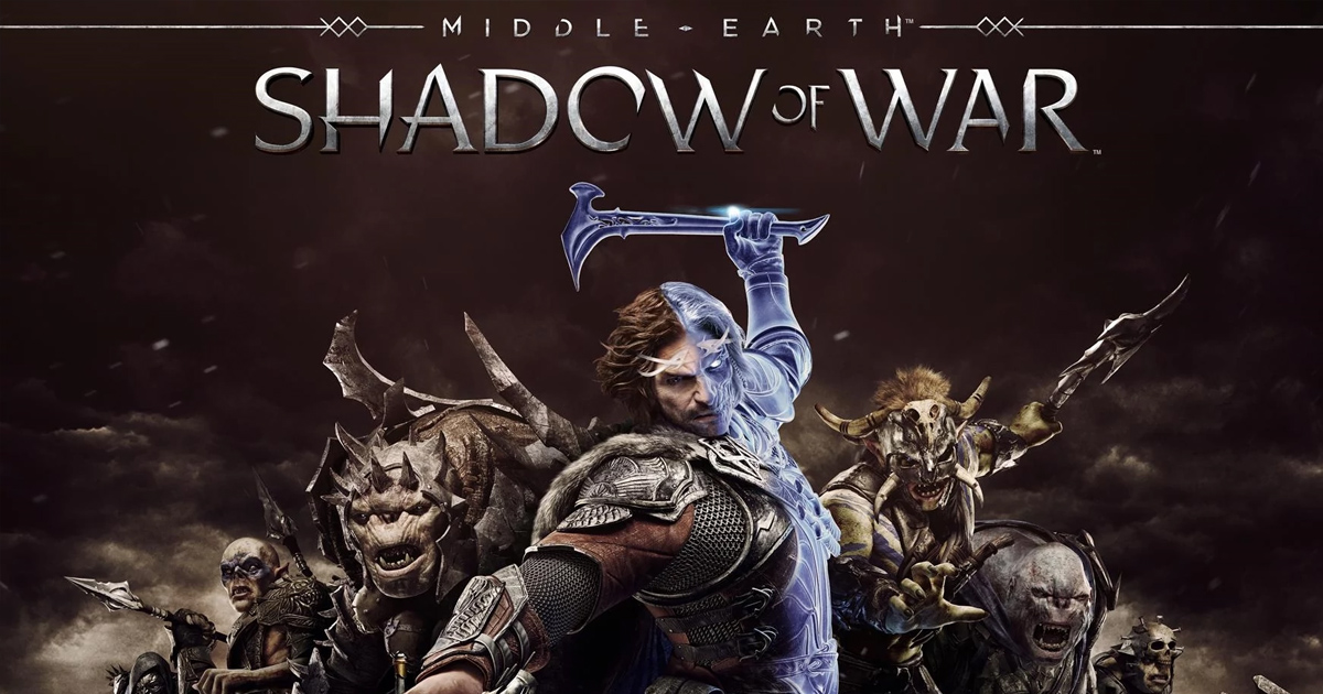 Middle-earth: Shadow of War CD Key (Steam)