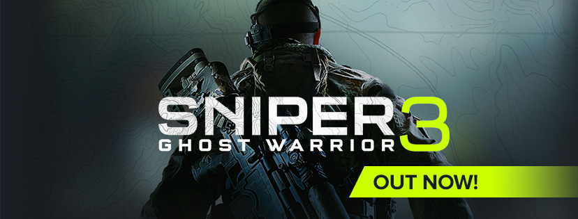 Sniper ghost warrior 3 CD Key Steam