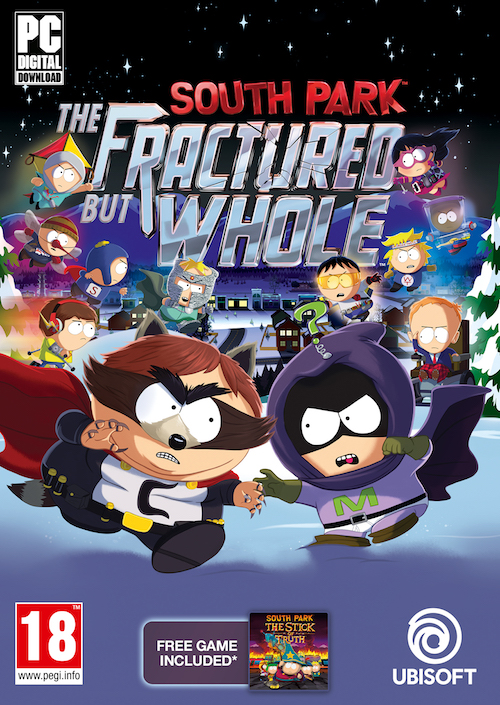 Buy South Park: The Fractured But Whole CD Key For Uplay