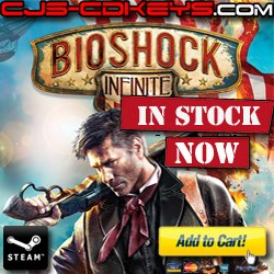 Bioshock infinite steam key