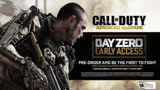call of duty advanced warfare steam key