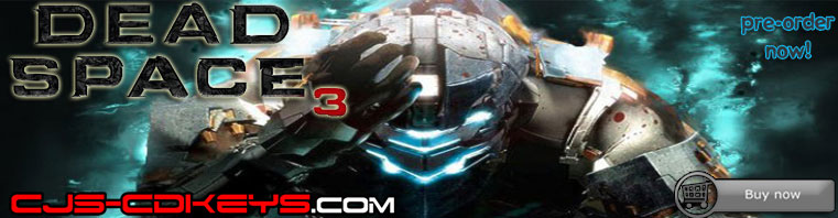 Buy Dead space 3 CD Keys