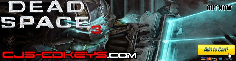 Buy Dead Space 3 Origin CD Key