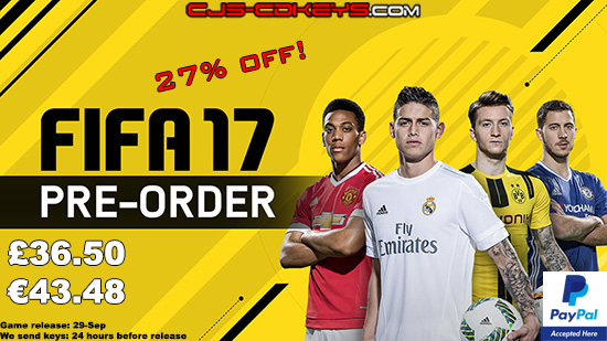 fifa 17 cd key origin