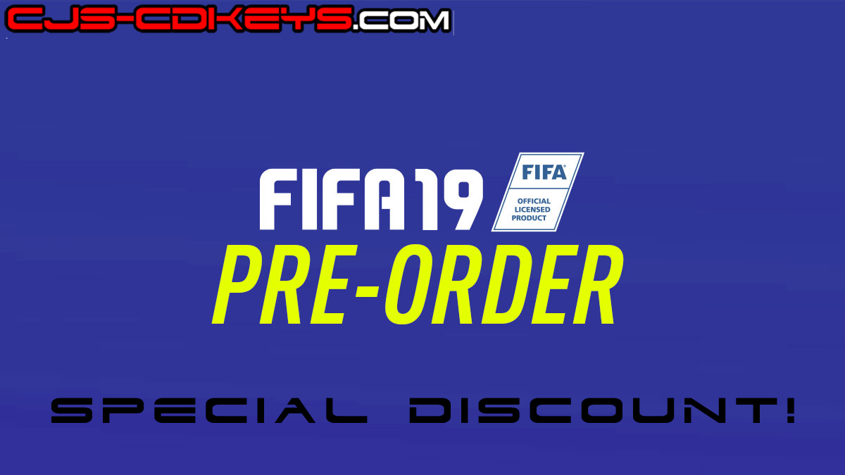 FIFA 19 Origin Key (PC Download)