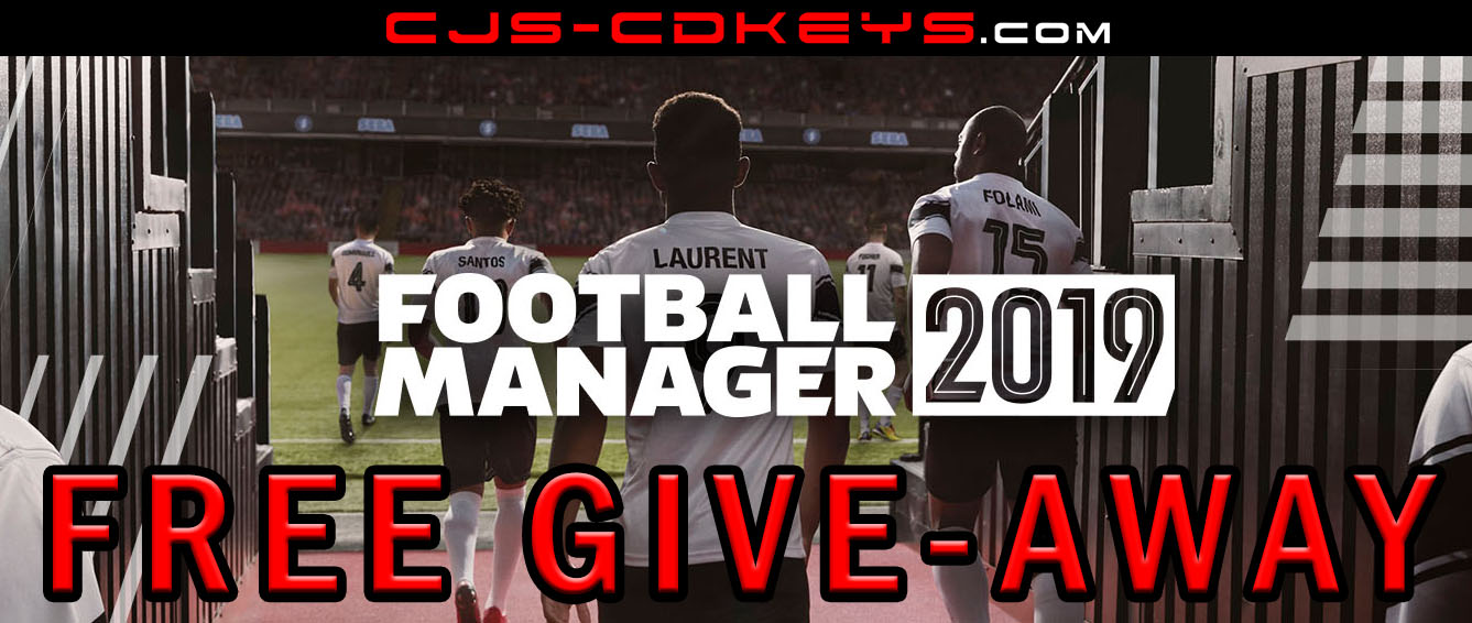 Football Manager 2019 CD Key For Steam