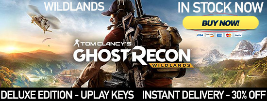 ghost recon wildlands cd key