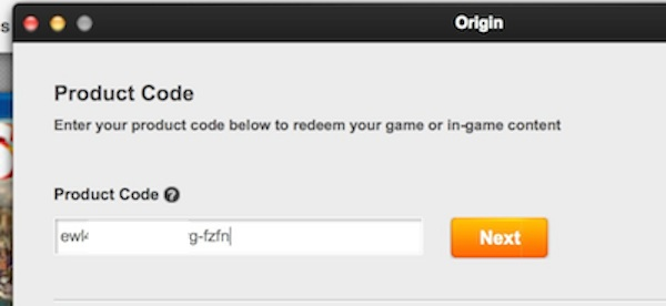 ea origins gift card keygen