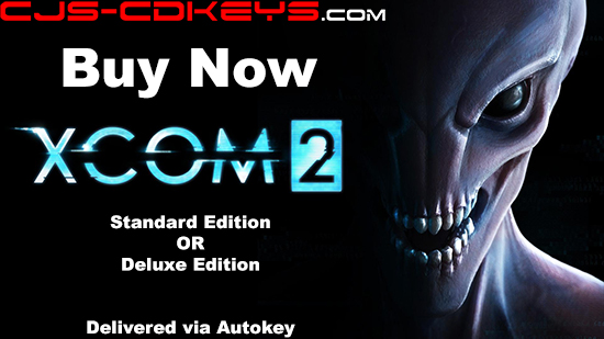 Xcom 2 CD Key Steam